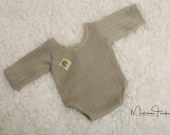Willow, newborn romper