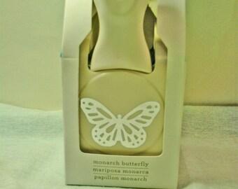 Martha Stewart Crafts MONARCH BUTTERFLY Craft Punch New in Box