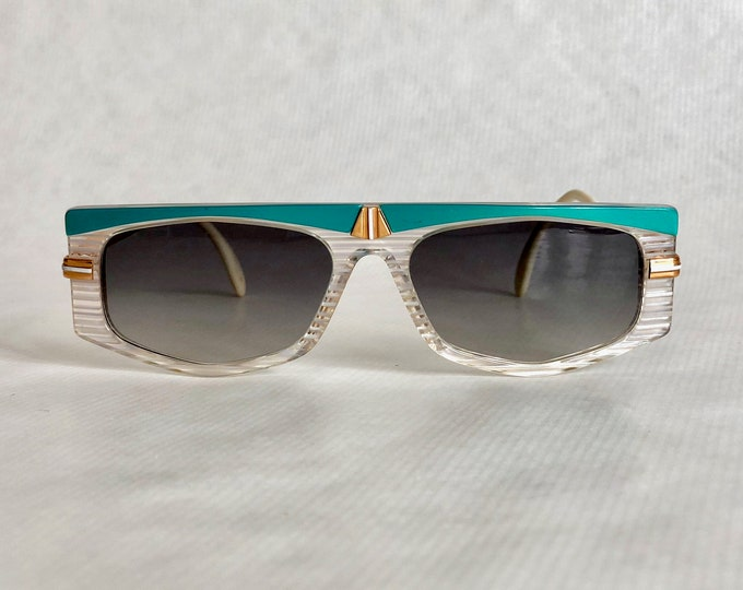 Cazal 192 Col 289 Vintage Tiny Sunglasses Made in West Germany New Old Stock