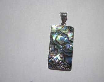 "enameled pendant in ""925"" (61)"