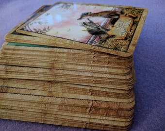 Personal Growth Oracle Reading (4 Cards)