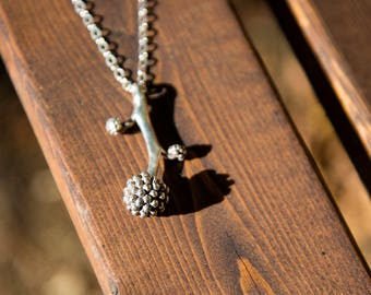 Spring Collection: Vine Necklace