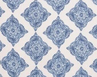 John Robshaw Mani Indigo 21038-193 Fabric by the yard