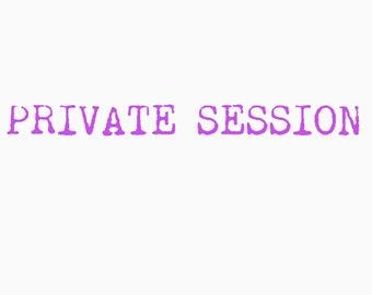 60 min private session