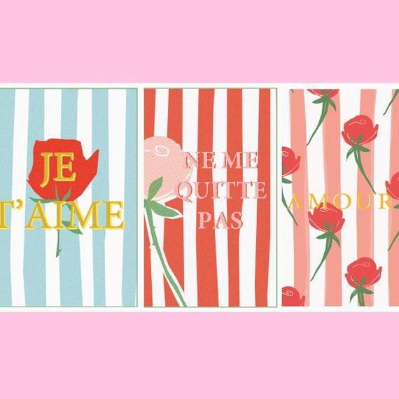 Valentijnskaarten van Katinka Feijs
