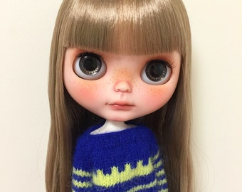 FREE shipping - Blythe sweater - Striped Sweater (3 colors)