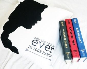 Katniss Everdeen Inspired Pillow