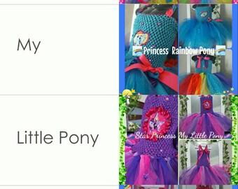 Princess Little Pony Range