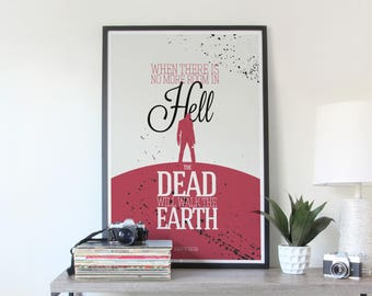 Zombies & Typography - ZOMBOGRAPHY