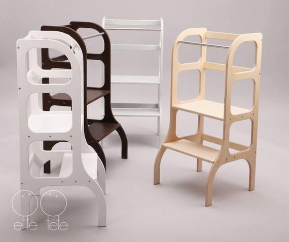 escabeau de cuisine great framar everest tabouret en bois marches with escabeau de cuisine. Black Bedroom Furniture Sets. Home Design Ideas