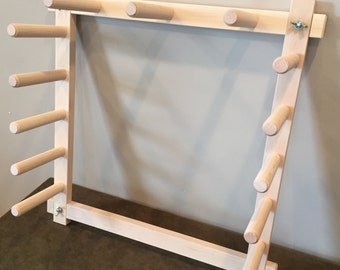 4.5 Yard Maple Warping Board for a Weaving Loom