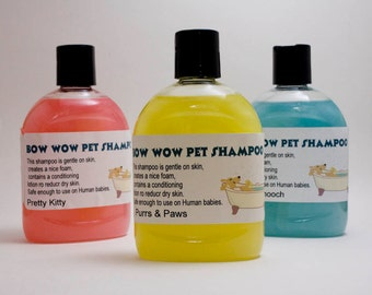 Pet Shampoo for dry skin