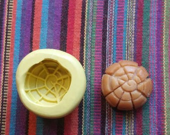 New size pan dulce mold