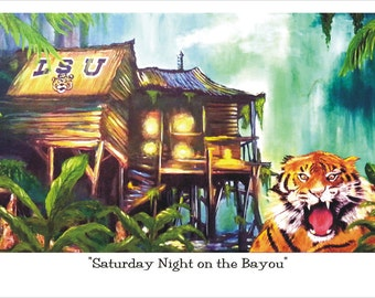 Saturday Night on the Bayou