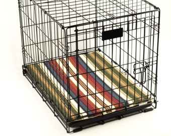 Dog Crate Pad, XS 24x18, Waterproof, Choose Your Fabric, Dog Crate Mat, Dog Kennel Pad, Dog Kennel Mat, Pet Crate Mat, Pet Crate Pad,Dog Bed