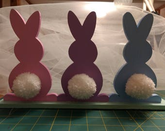 Three Little Bunny Tails