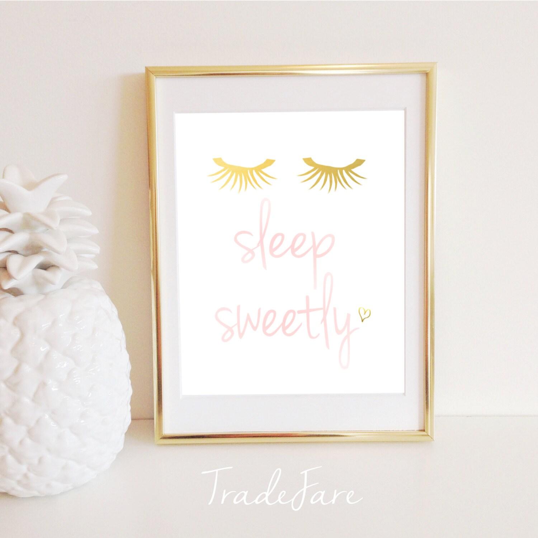 Sleep sweetly print instant digital download nursery decor zoom jeuxipadfo Image collections