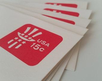 USA Embossed Envelopes Unused Vintage Issued In 1978
