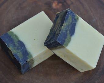 All-Natural Patchouli Soap
