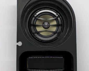 Audio Music Speaker Round Car Cupholder Coaster