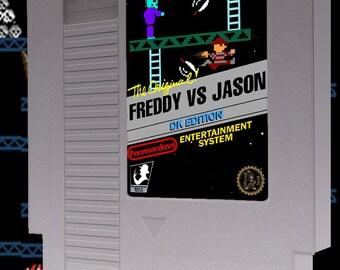 Freddy Vs Jason - DK Edition