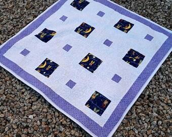 Handmade Baby Blanket, Baby Shower Gift, Baby Quilt, Newborn Blanket, Baby Boy Quilt, Blanket, Handmade