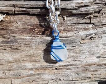 Seaglass Charm Bracelet Nickel Free Costume Jewellery