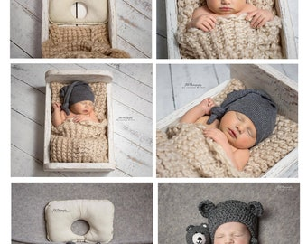 posing pillow, Newborn Photography, Posing Props