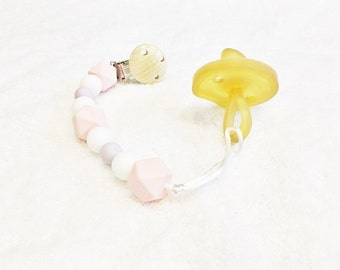 Pacifier clip - teether holder