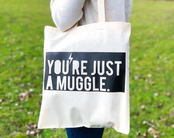 TOTE BAG - A Muggle 2