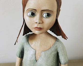 AURELIA KriSoft OOAK Doll