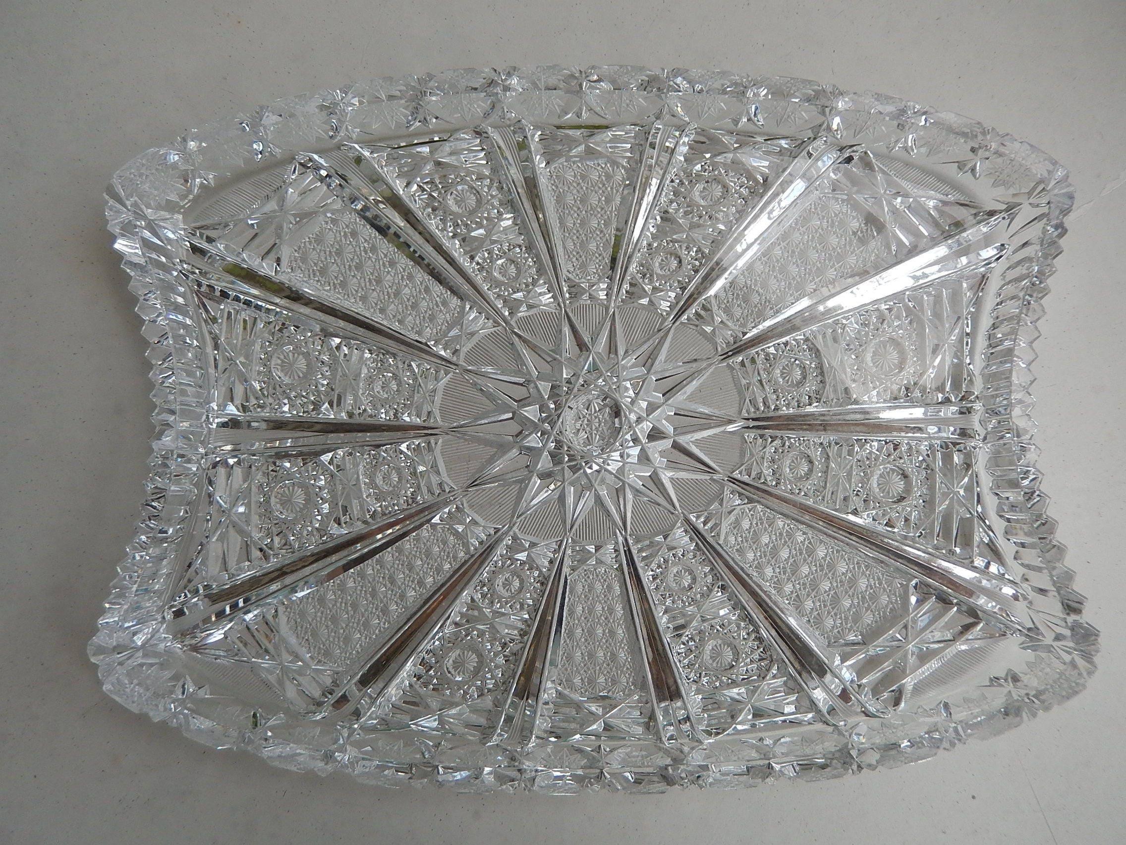swarovski and mac tray crystal design miniature home patsy models vanity glass large ideas