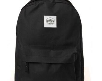 Black Backpack Canvas backpack Backpack Men Teen Backpack Large Backpack Hiking Backpack School Backpack Mens Bag Laptop Backapck  Bag