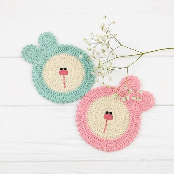 Coaster Pattern Crochet Pattern Crochet Doily Easy Crochet
