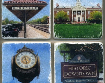 Hinsdale Collection - Original Coasters