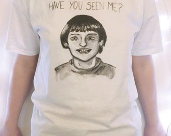 Stranger Things - Will Byers Have You Seen Me?