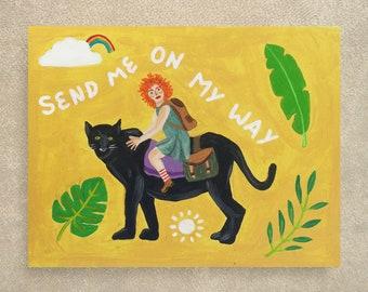 Send me one my way card