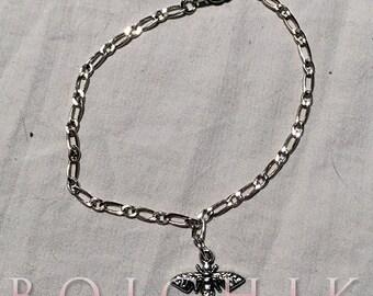 Supernatural – Castiel's Honey Bee Charm Bracelet