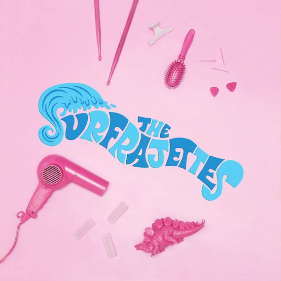 The Surfrajettes s/t CD
