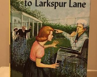 Nancy Drew - The Password to Larkspur Lane by Carolyn Keene - Early PC Printing