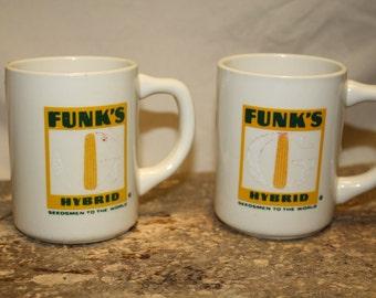 Vintage Funk Hybrid mugs