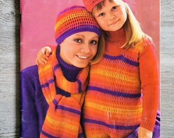 Guide to knitting 72 3 Suisses (Vintage)