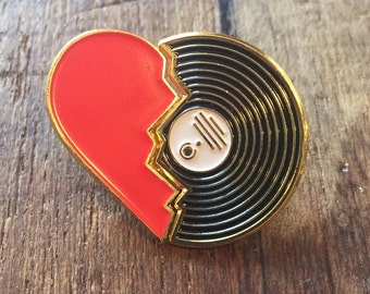 Yes Vinyl Pin Set