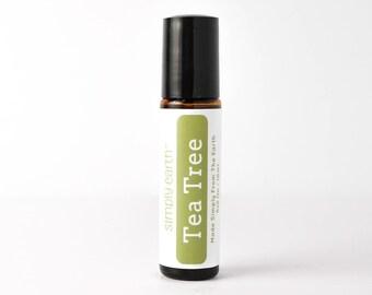Tea Tree Essential Oil Roll On 10ml | 100% Pure