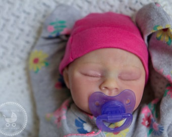 Newborn Reborn baby Girl or Boy   Made To Order. FREE Shipping!
