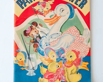 Paint with Water Merrill Publishing 1939