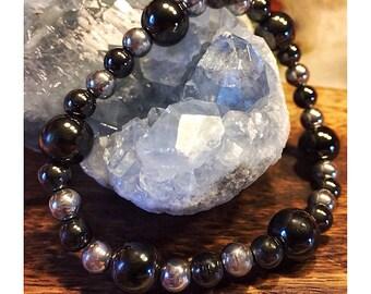 Hematite II Bracelet
