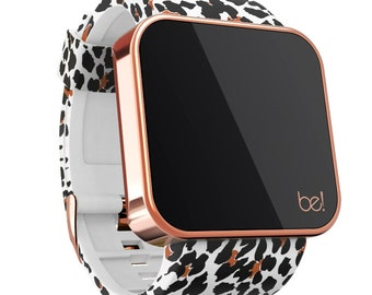 Touch Screen Watch - Shiny Rose Gold