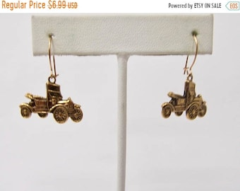 On Sale Vintage Car Inspired Earrings Item K # 2214