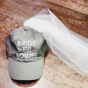 Bride and Boujee | Bach and Boujee | Boujee Bride